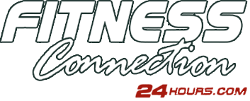 Fitness Connection 24 Hours.com - logo